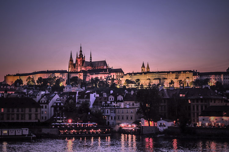 Getting Lost in Prague… Literally.