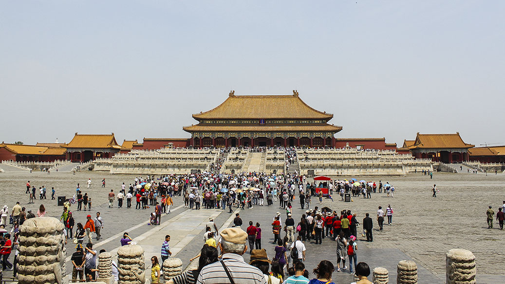 forbidden palace - panorama