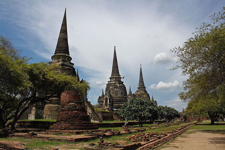 Thailand's Old Capital: Ancient City of Ayutthaya