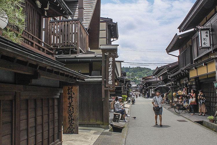 Japan: Old Town Takayama