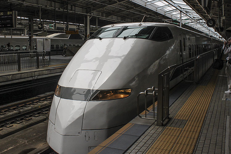 Shinkansen: Japanese Bullet Trains