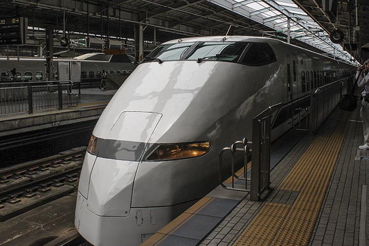 Shinkansen: Japanese Bullet Trains