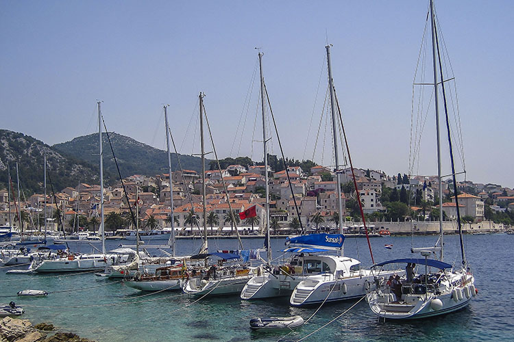 Croatia: Beautiful Island of Hvar