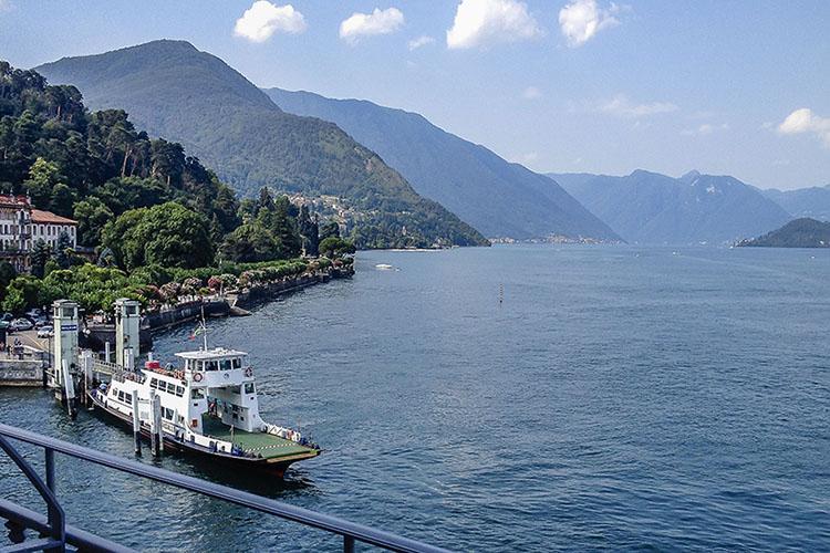 Impromptu Visit to Italy: Lake Como