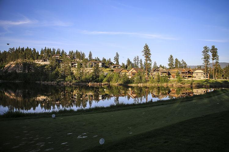 Okanagan: Golf Predator Ridge