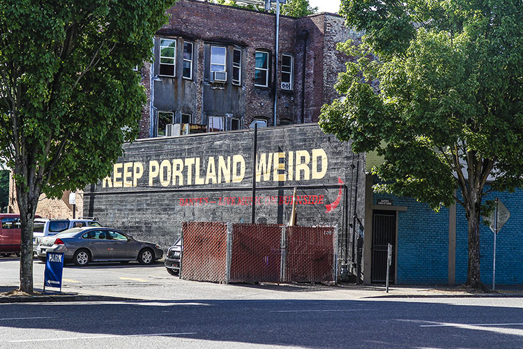 The Dream of the 90s in Portland