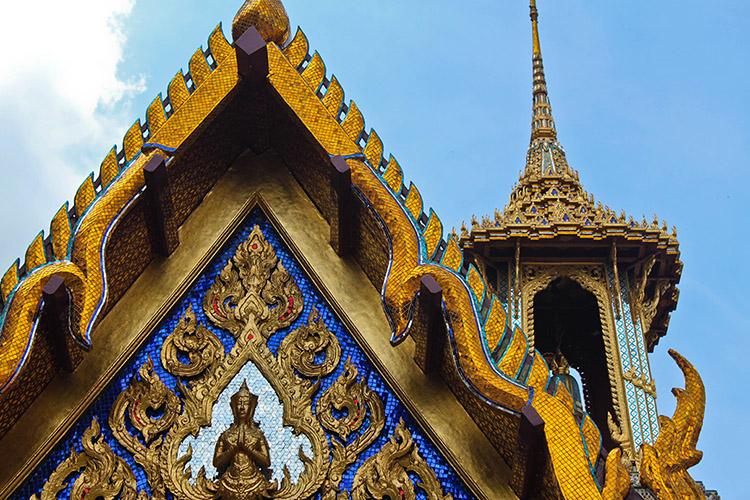 Gold & Glitter: Bangkok's Grand Palace