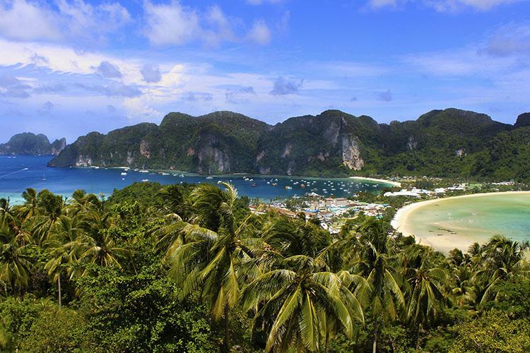 Thailand: Koh Phi Phi Island Paradise