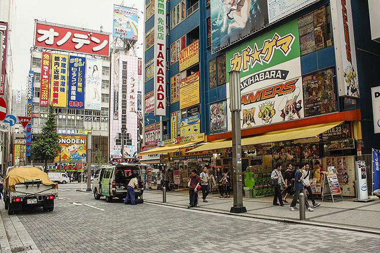 Shibuya: The World's Busiest Crosswalk
