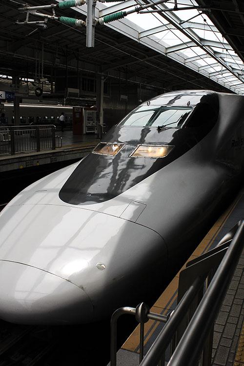 shinkansen = bullet trains