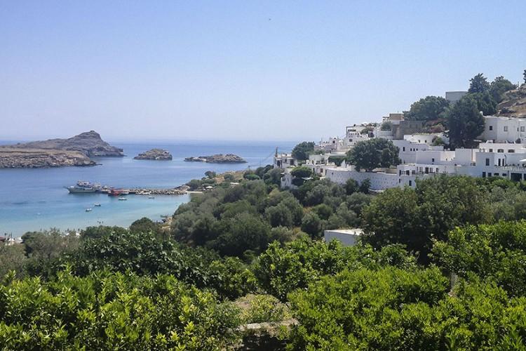 Greek Island of Rhodes