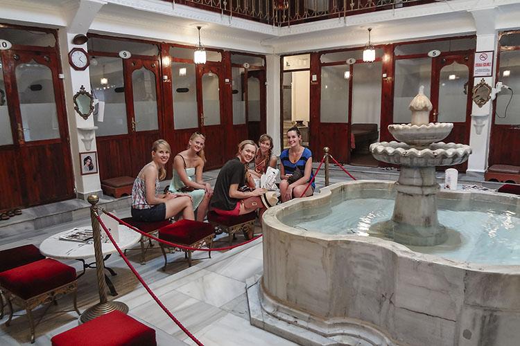 Rubber Duck: Turkish Baths