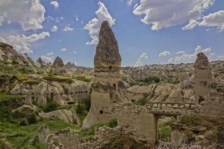 Turkey: Fairy Chimneys of Cappadocia