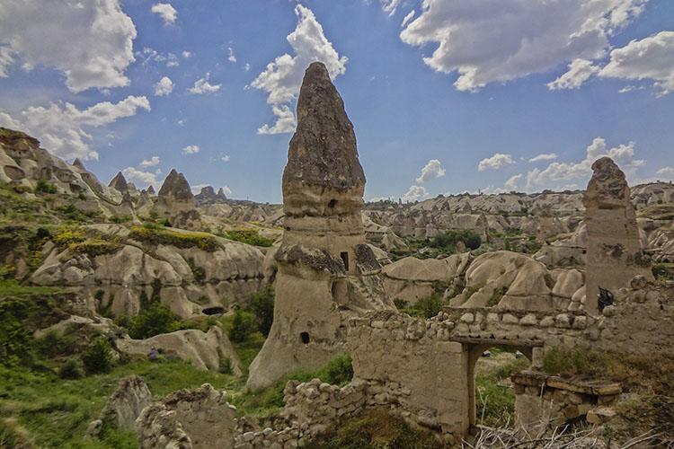 Turkey: Fairy Chimneys of Cappadocia