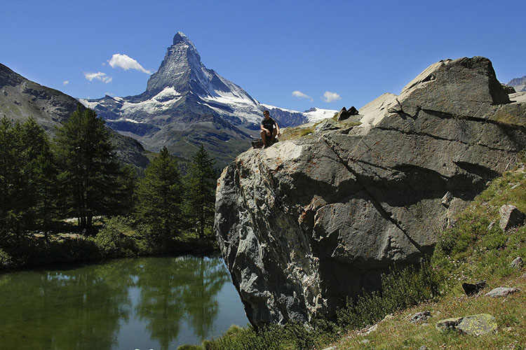Zermatt: The Toblerone Mountain