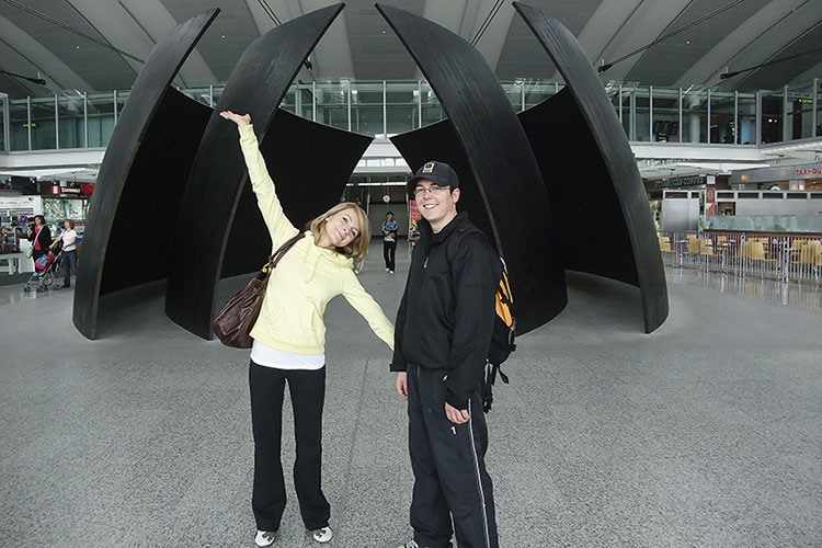The Start of Our Eurotrip 2009