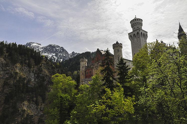 Neuschwanstein: Disney's Fairy Tale Castle
