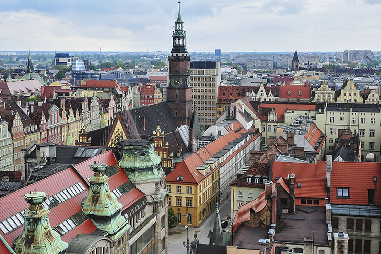 Wroclaw: Europe's Most Colorful Old Town