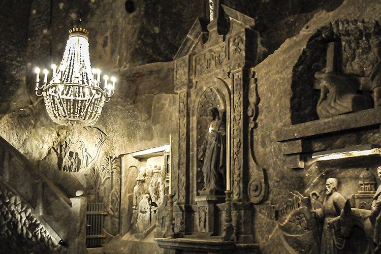 Wieliczka: Poland's Underground Salt Cathedral