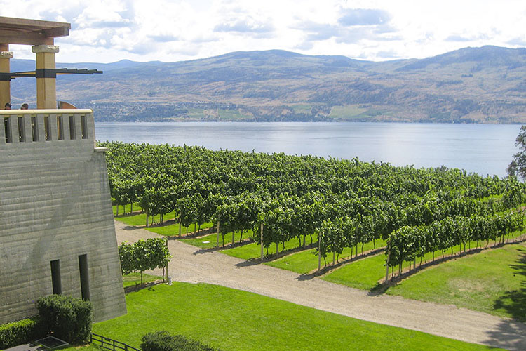 Penticton: A Town Between Two Lakes