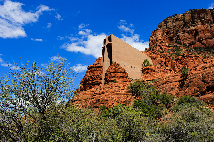 Chapel of the Holy Cross 3 - Sedona - Wanderlusters