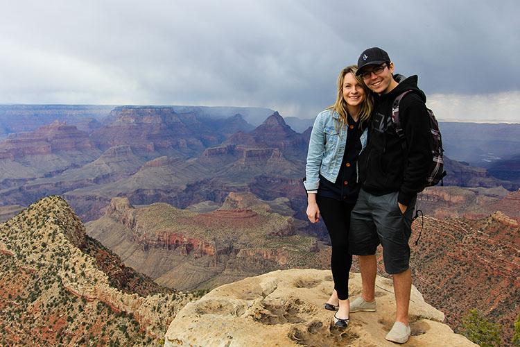 Grand Canyon 1 Arizona - Wanderlusters