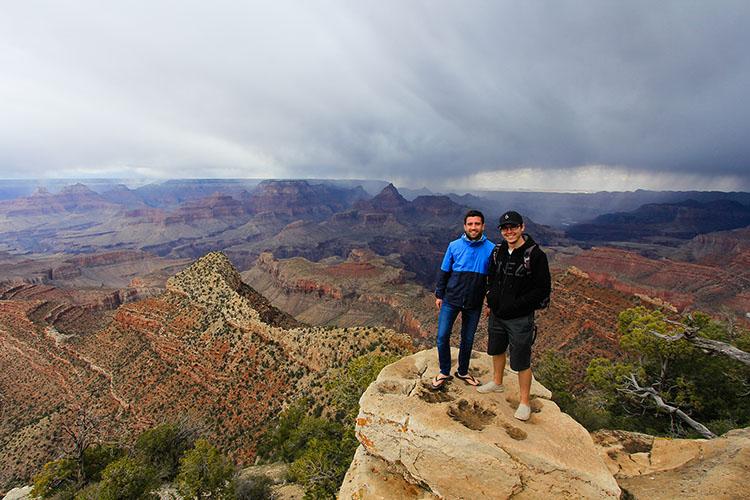 Grand Canyon 5 - Arizona - Wanderlusters