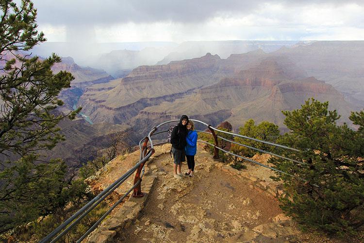 Grand Canyon 6 - Arizona - Wanderlusters