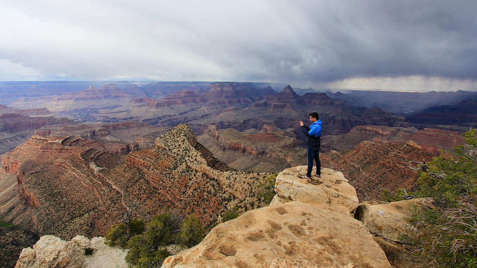 Grand Canyon 7 - Arizona - Wanderlusters
