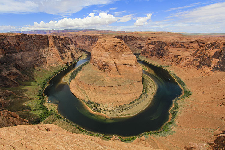 colorado river at horseshoe - photo #33