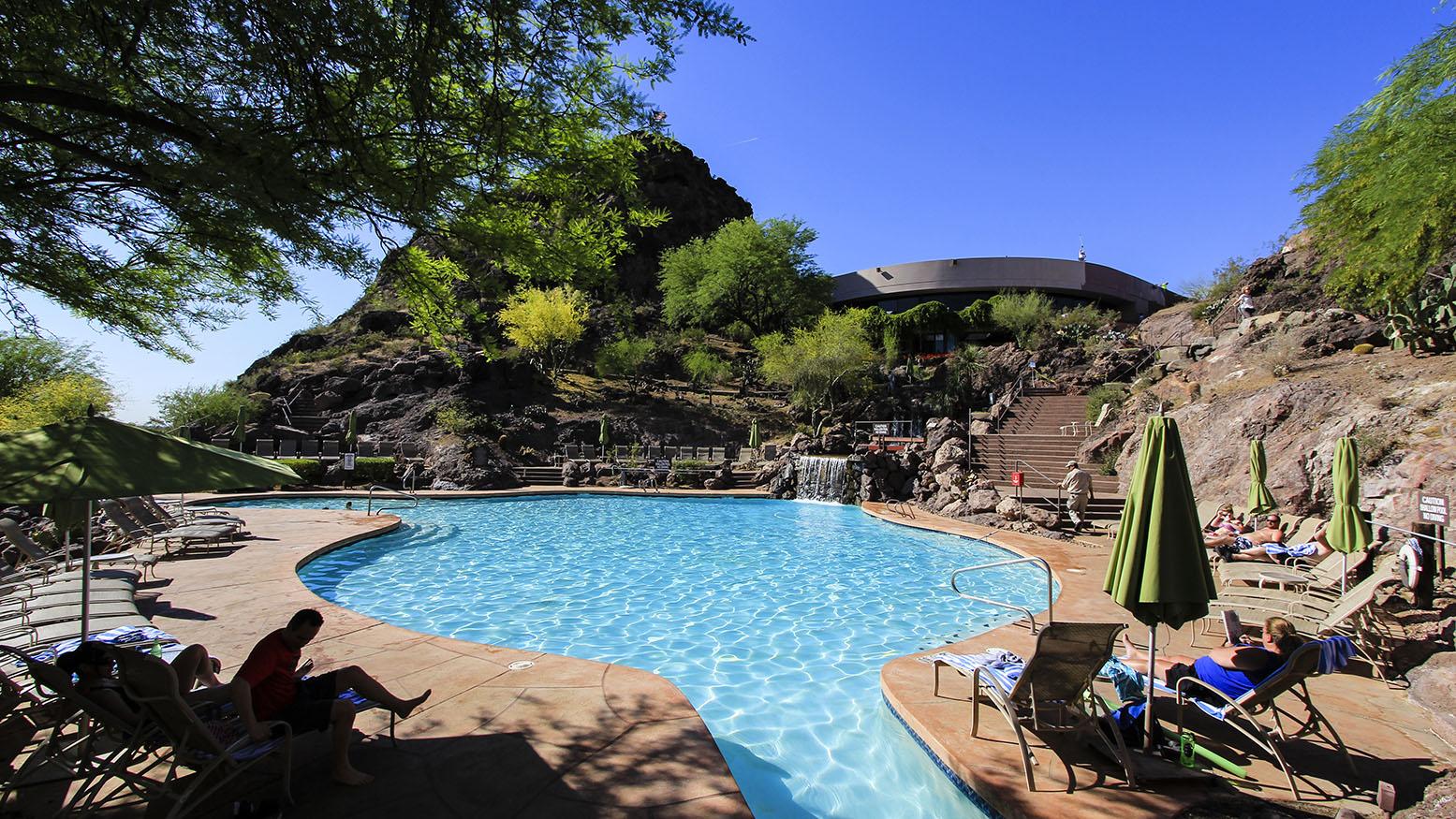 Marriott Tempe Buttes Resort - Arizona - Wanderlusters