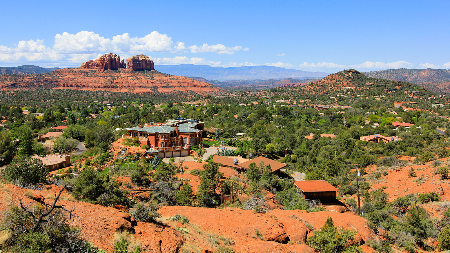 Sedona Red Rock Views - Wanderlusters