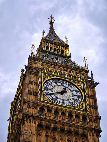 Big Ben - London England - Wanderlusters