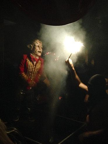 Cirque le Soir - London England - Wanderlusters