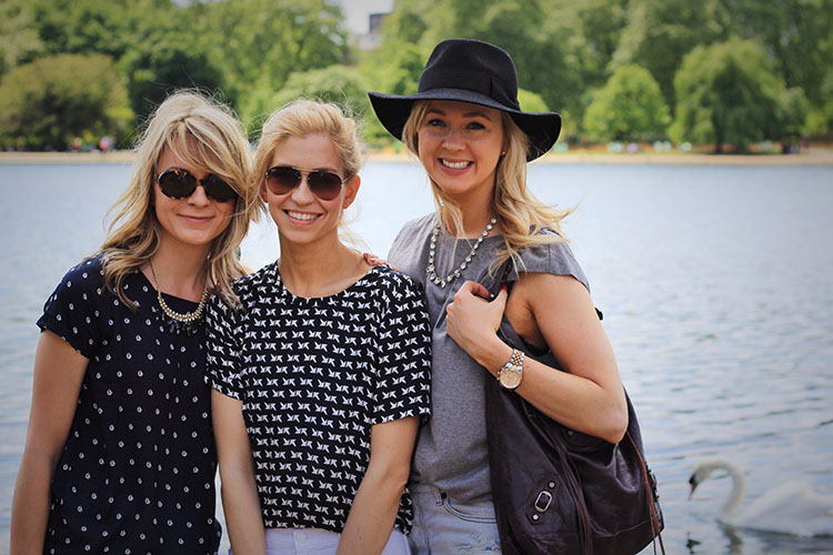Hyde Park 1 - London England - Wanderlusters