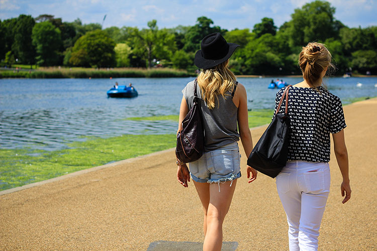 Hyde Park - London England - Wanderlusters