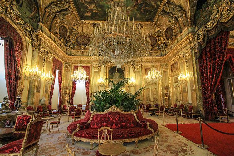 Napoleon Bonaparte Apartments - Louvre Paris France - Wanderlusters