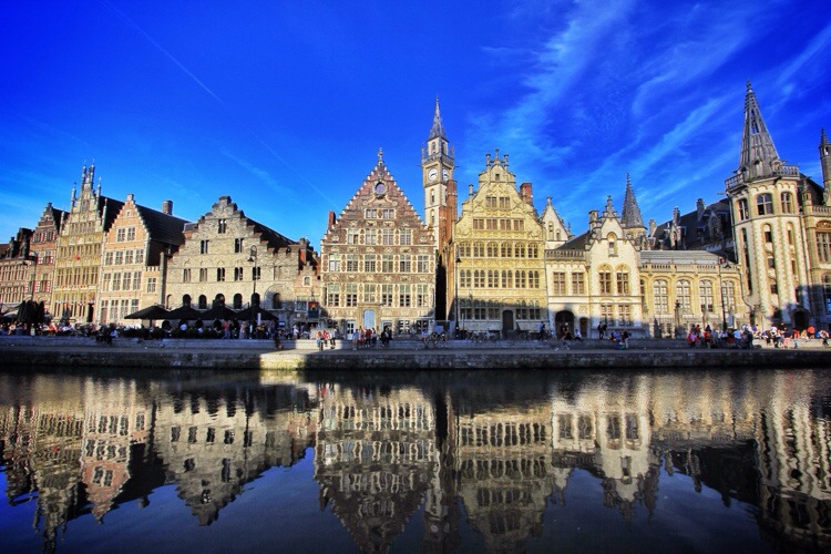 Belgium: The Charming City of Ghent