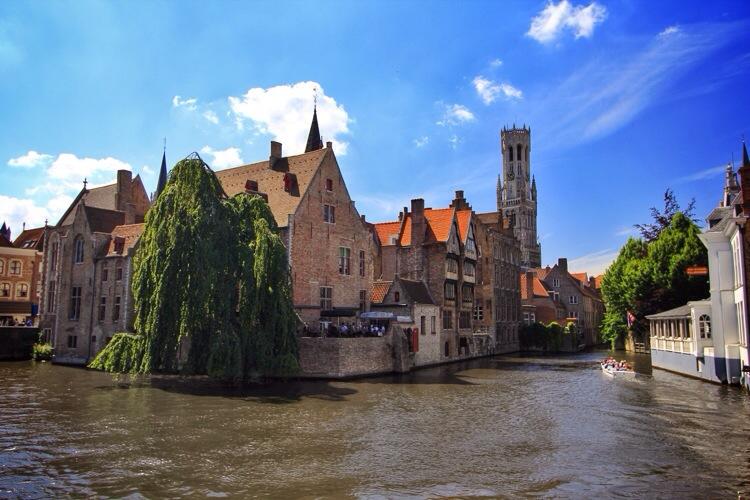 Belgium: In Bruges