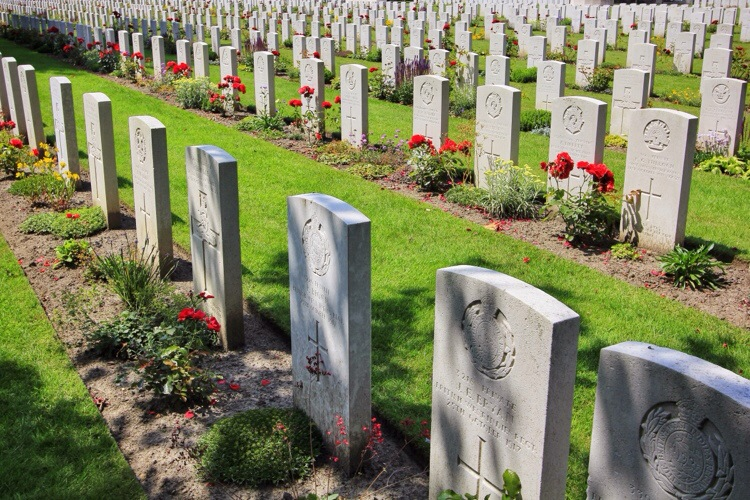 Belgium: In Flanders Fields