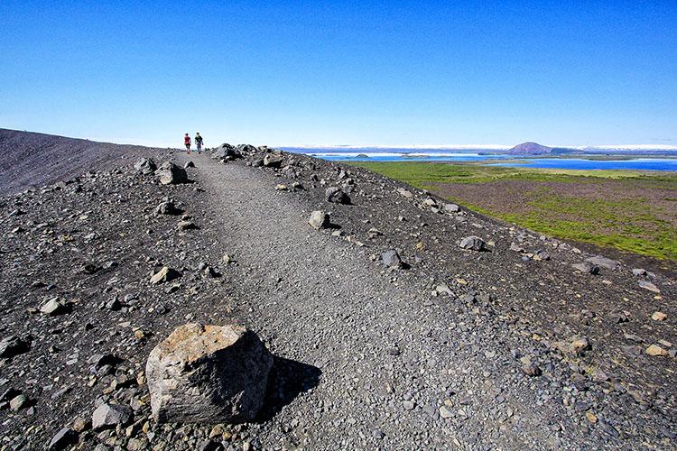 Hverfall Volcanic Crater - Lake Myvatn Iceland - Wanderlusters (750x500)
