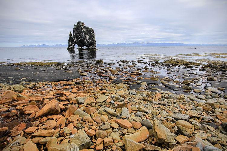 Iceland Hvitserkur - Northern Iceland - Wanderlusters (750x500)