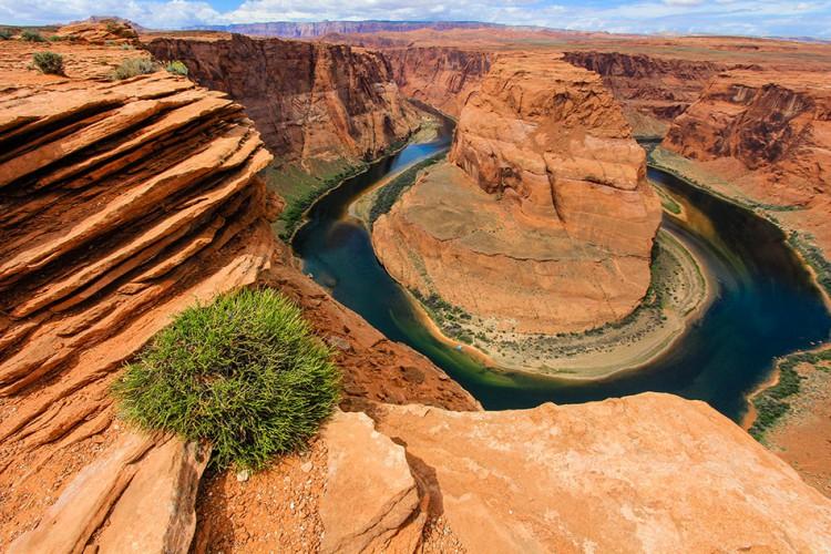 Wanderlusters - Arizona Postcards - Horseshoe Bend (950x633)