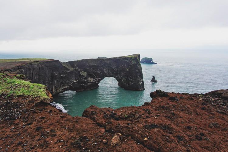 Dyrholaey - Iceland - Wanderlusters (950x633 matte]