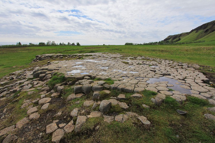 Kirkjugolf Church Floor - Iceland - Wanderlusters (950x633 matte)