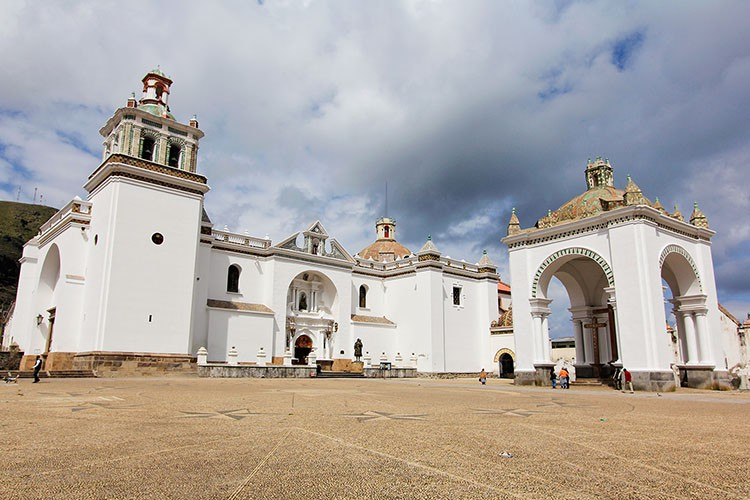 Basilica of Our Lady Copacabana - Bolivia - Wanderlusters