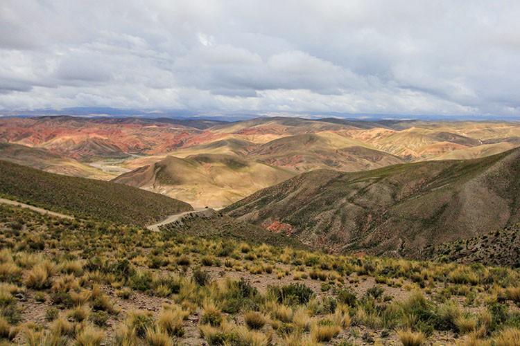 Bolivia Salt Flats Day 1 Landscapes - Wanderlusters