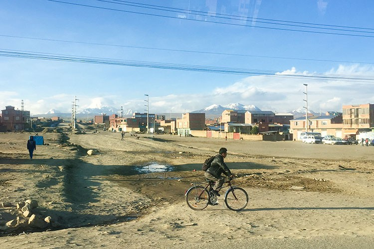 Bolivian Countryside - Bolivia - Wanderlusters