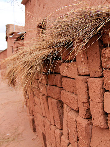 Cerrillos Houses - Bolivia Salt Flats Tour - Wanderlusters