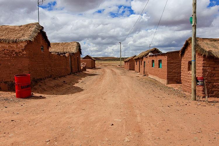 Cerrillos Village - Bolivia Salt Flat Tours - Wanderlusters
